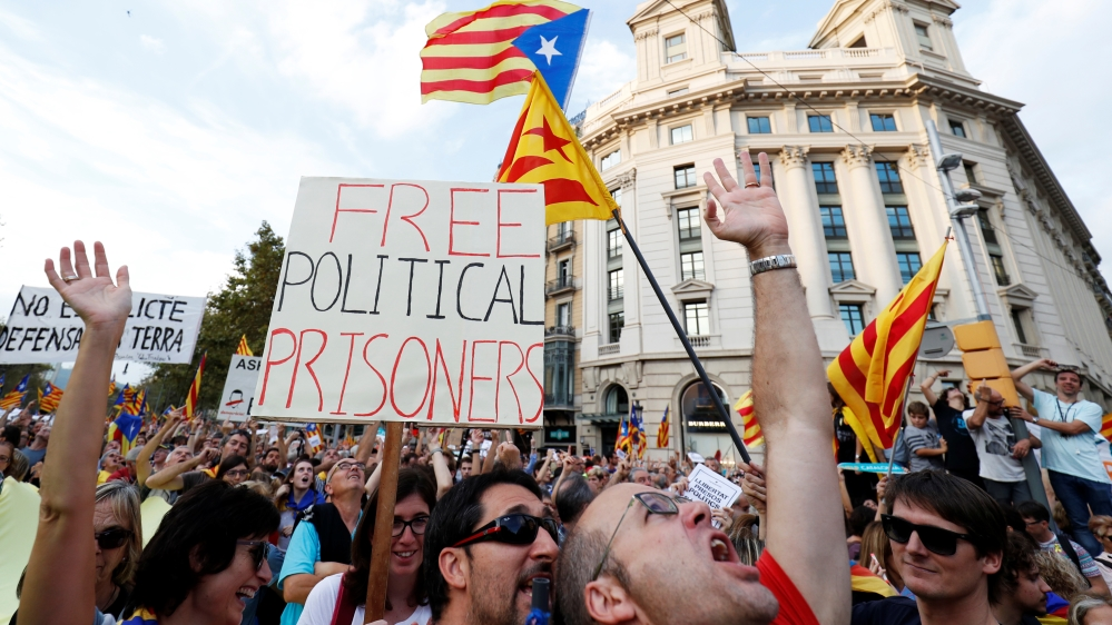 Meet The Activists Fighting For Catalan 'Independence'