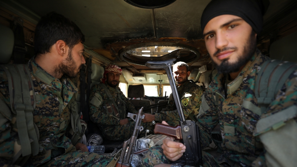 SDF says it captured al-Omar oilfield from ISIL