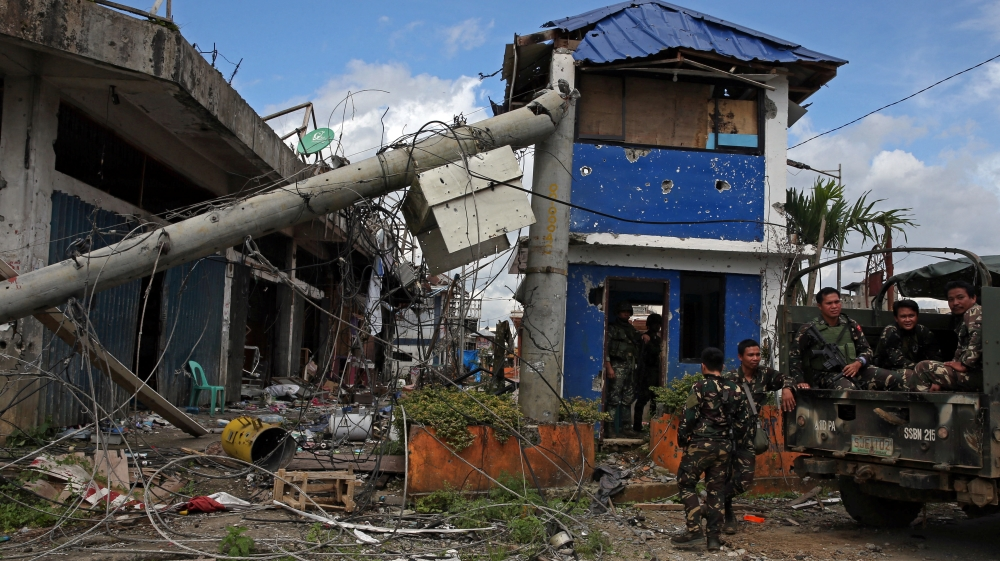 Long road ahead for Marawi rebuilding as fighting ends