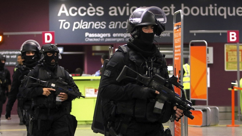 French parliament approves new anti-terrorism law | France