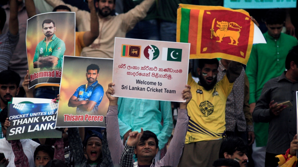 Sri Lanka to send more teams to Pakistan