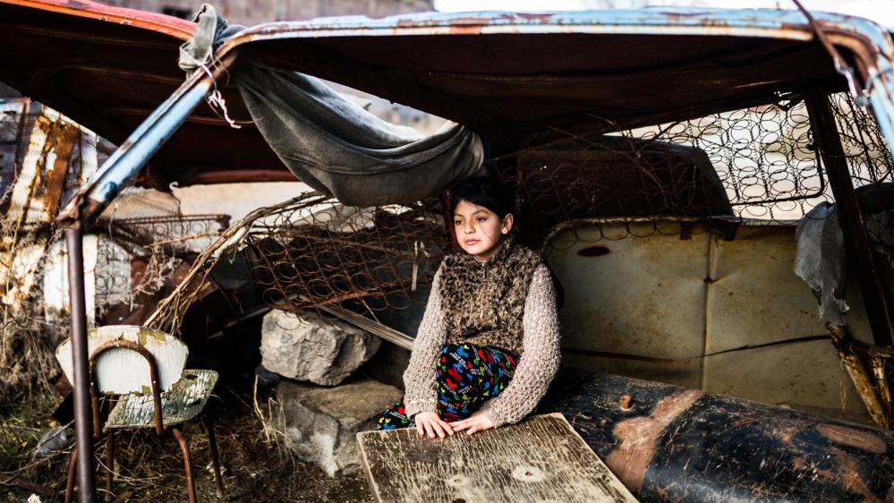 The forgotten survivors of the Gyumri earthquake