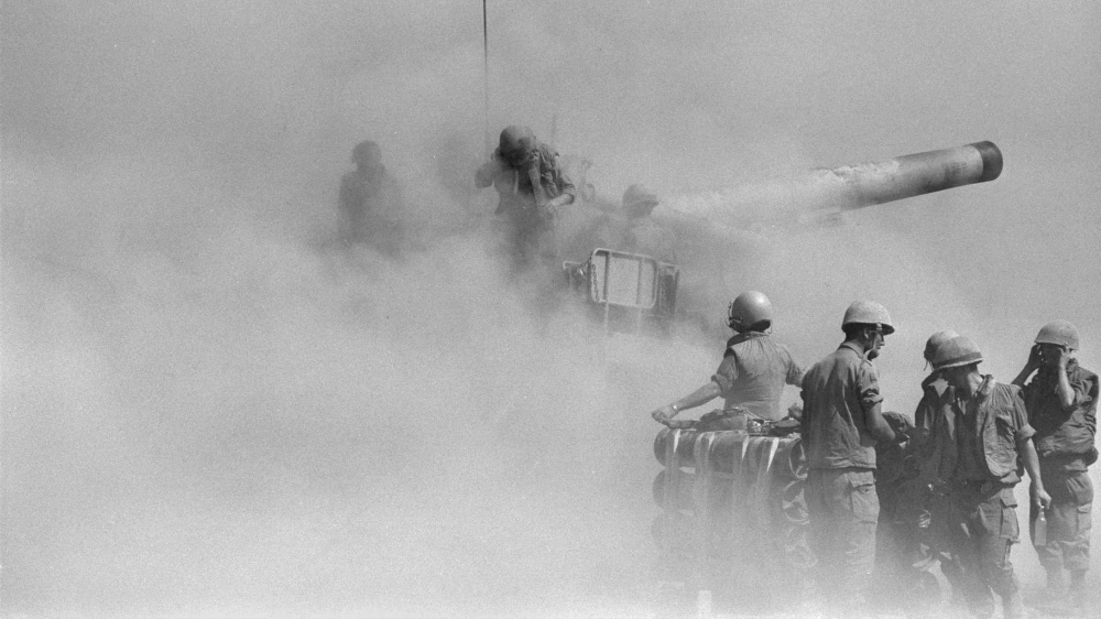 The October Arab-Israeli War of 1973: What happened? | Israel | Al