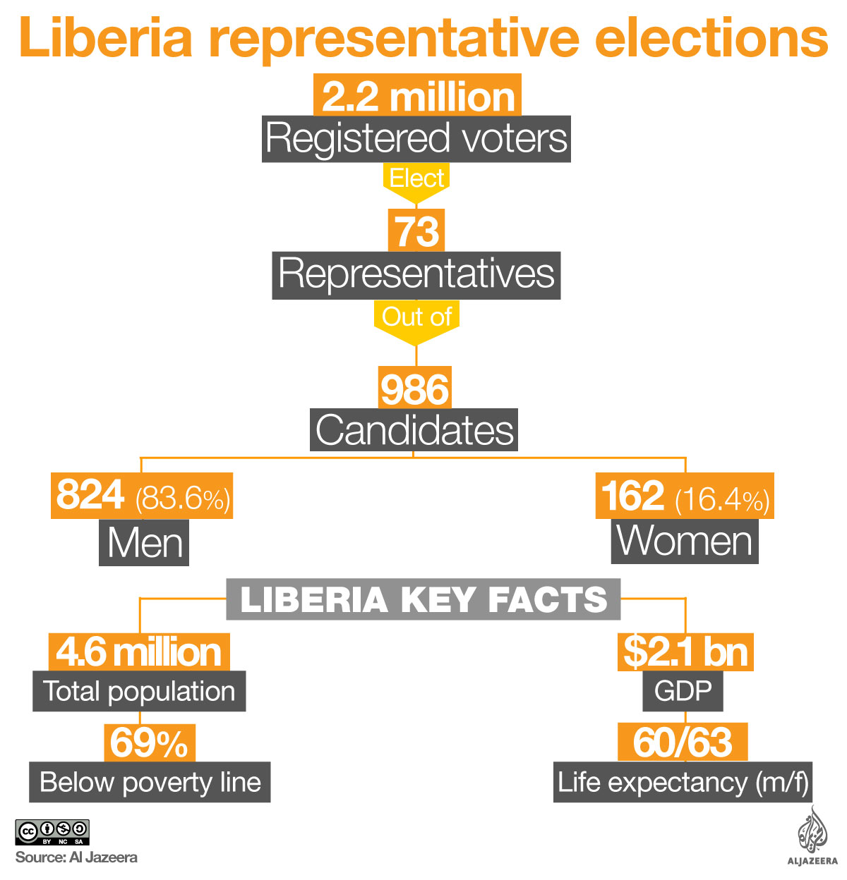 liberia election explainer infographic