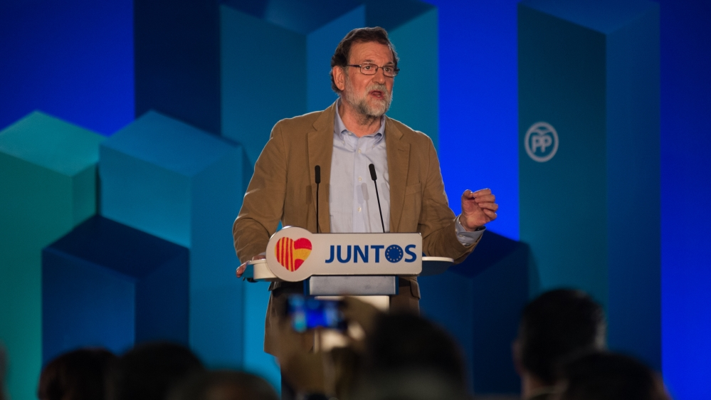 Big Turnout In Tunisia >> Mariano Rajoy urges large turnout in Catalan election   News   Al Jazeera
