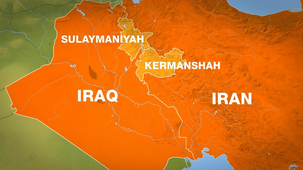 Iran-Iraq earthquake: What happened and why | News | Al Jazeera