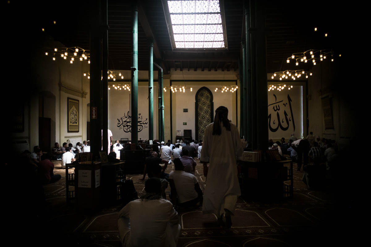 The Abdallah Mosque was inaugurated in July 2015, and Muslims in Havana have access to Spanish editions of the Quran. [Ura Iturralde/Al Jazeera]