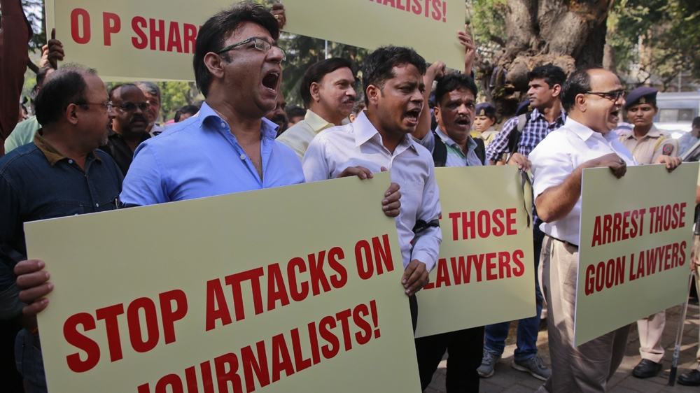aljazeera.com - Zeenat Saberin - Outrage after Indian journalist Sudip Bhowmik shot dead