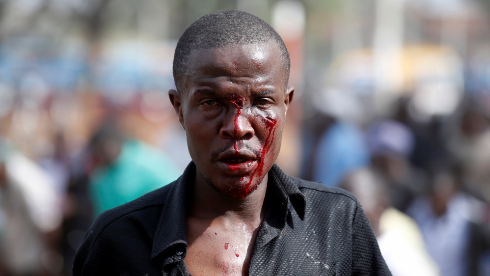 Kenya: Five killed as Odinga return marred by violence