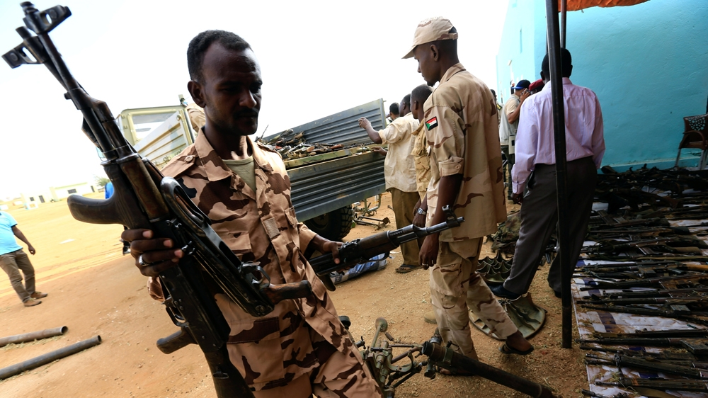 Image result for Sudan Rapid Forces, pictures