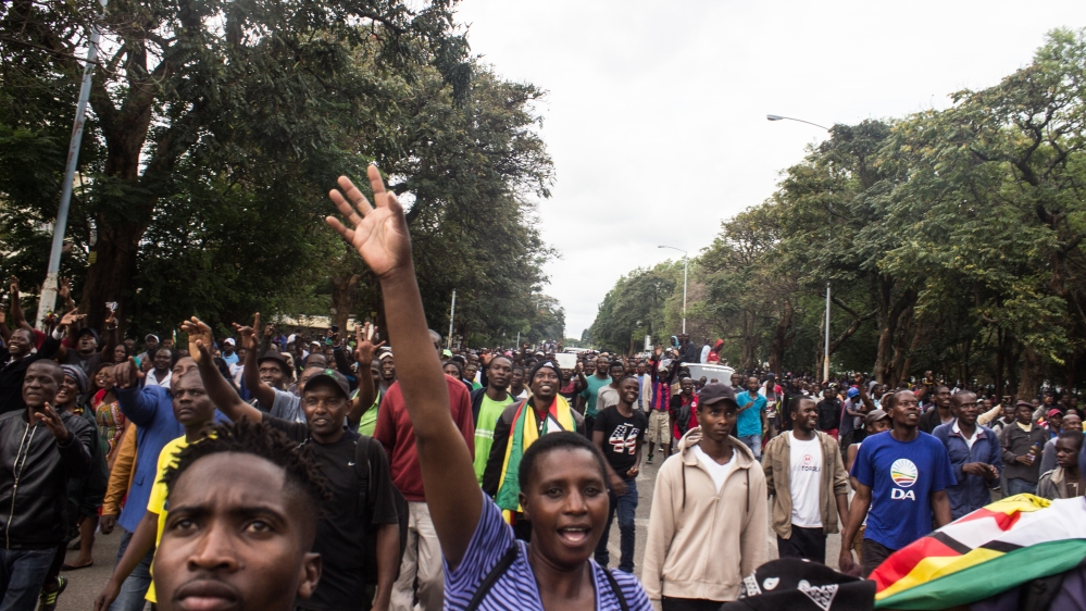 Image result for National progress is possible after Mugabe - Zimbabwean youths