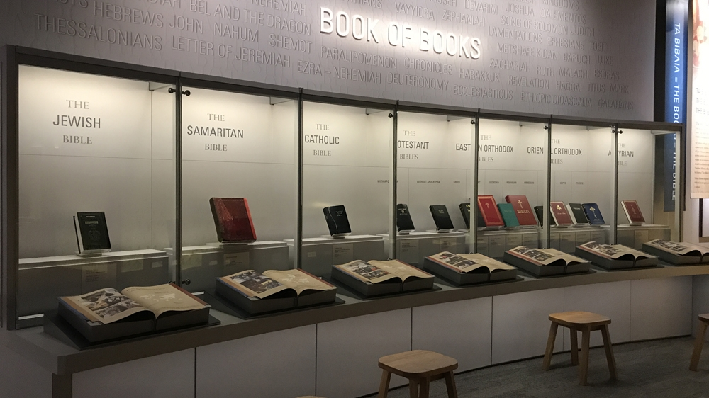 Does the new Bible Museum have an evangelical agenda? | USA …