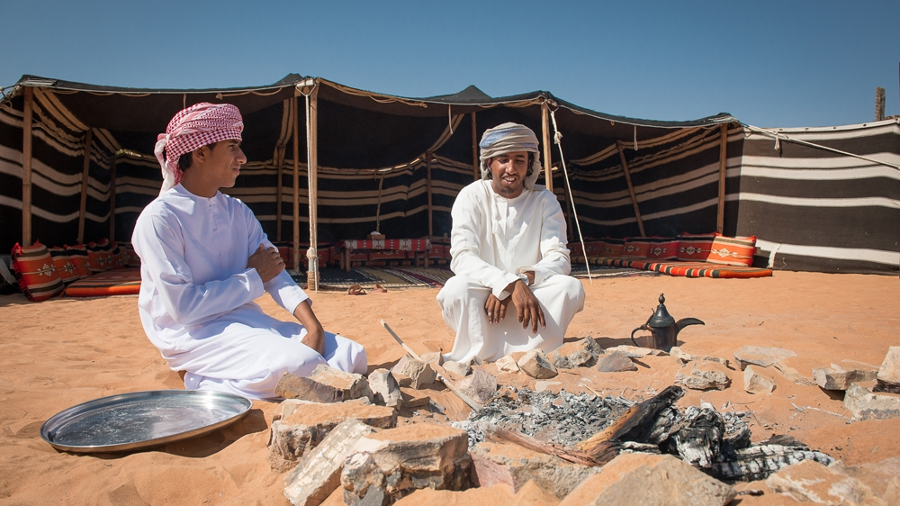 Bedouins In Oman A Foot In Two Worlds News Al Jazeera