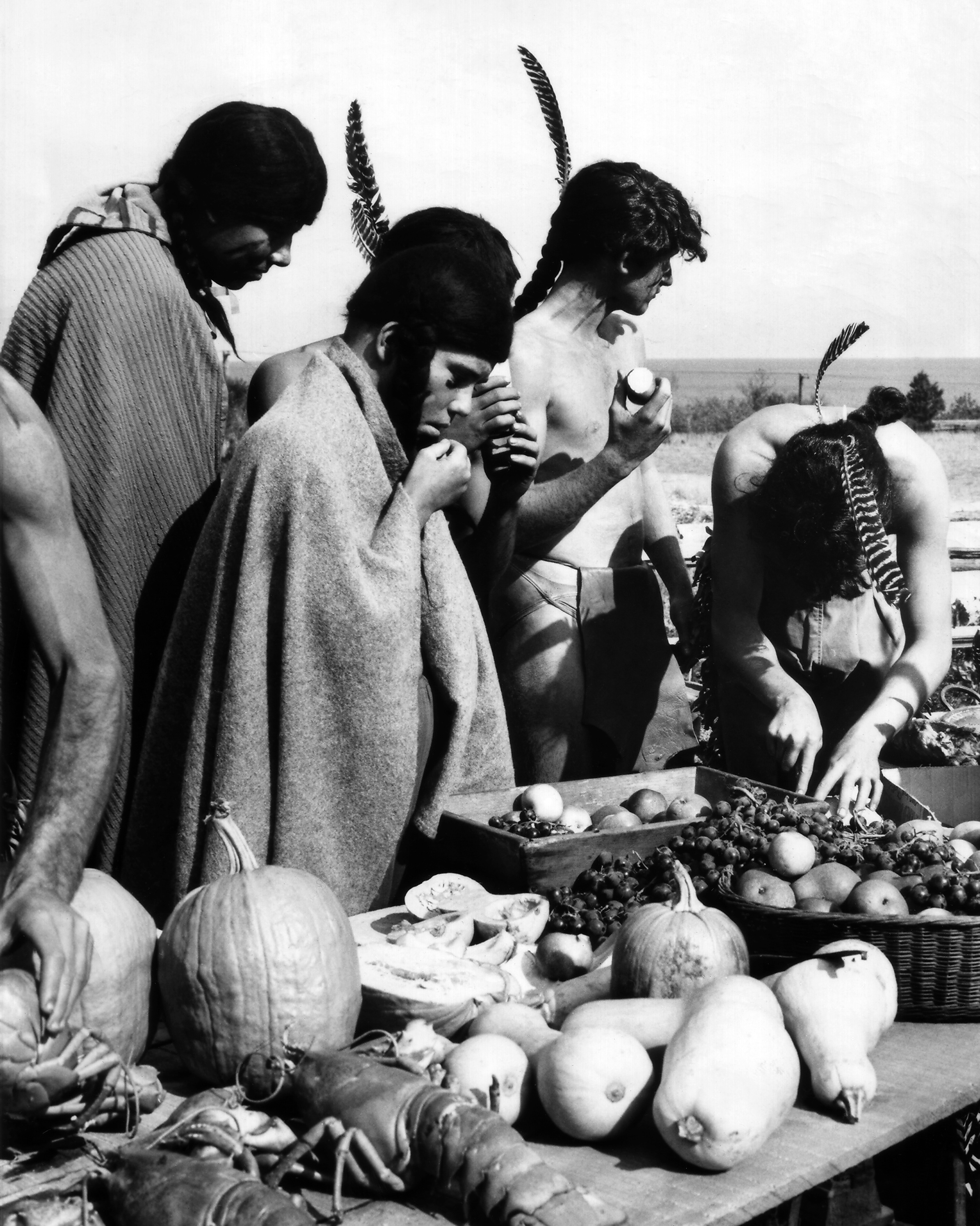 thanksgiving the annual genocide whitewash us canada al jazeera Winston the Last of Us native americans are depicted at the first thanksgiving feast in a scene from a 1960 educational film about the pilgrims first year in america ap
