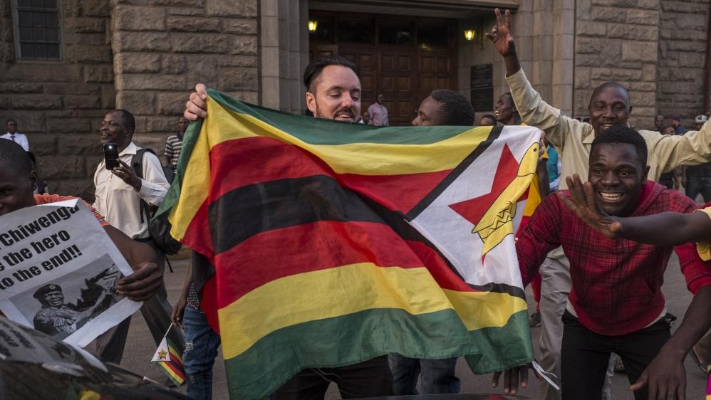 Who will be Zimbabwe's next president?
