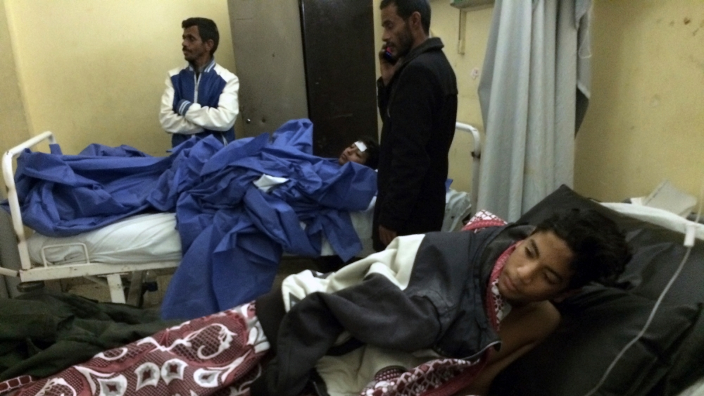 Sinai mosque massacre: What we know | Egypt News | Al Jazeera