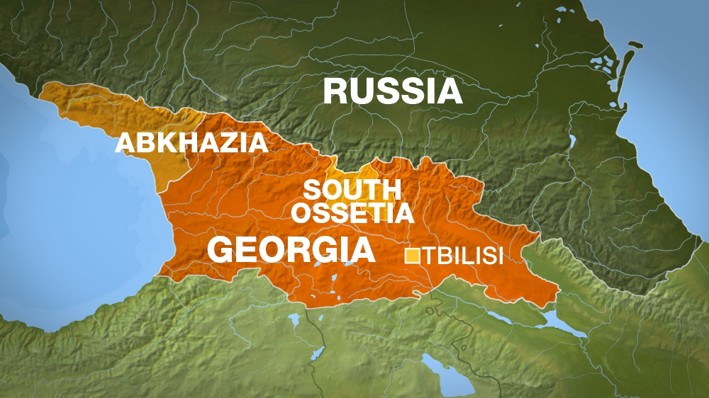 South Ossetia releases two Georgian genocide suspects Georgia