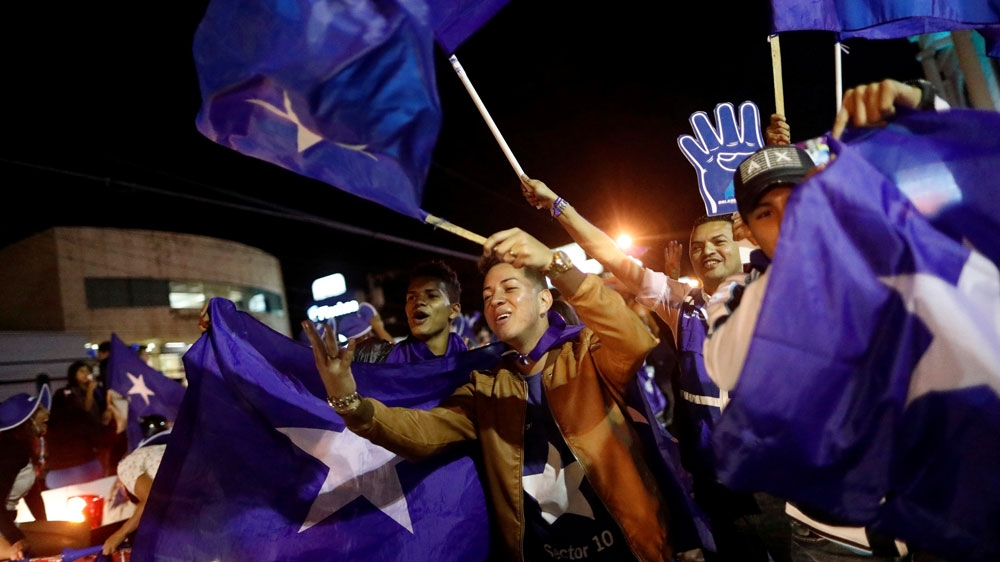 Honduras election recount begins amid violence