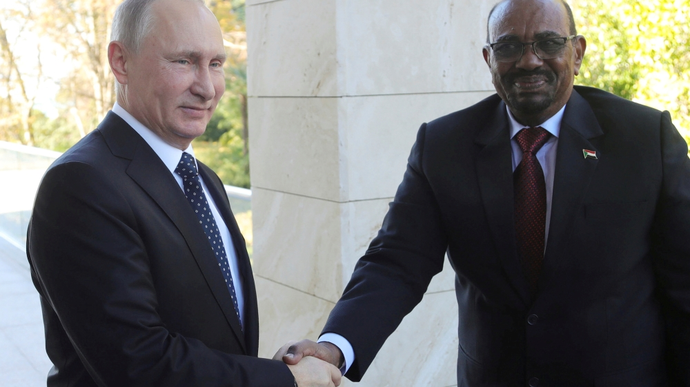 What is behind Sudan's 'rapprochement' with Russia?