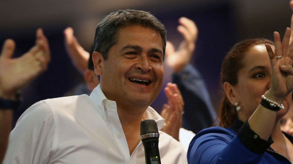 Opposition wants re-do of Honduras elections amid protests