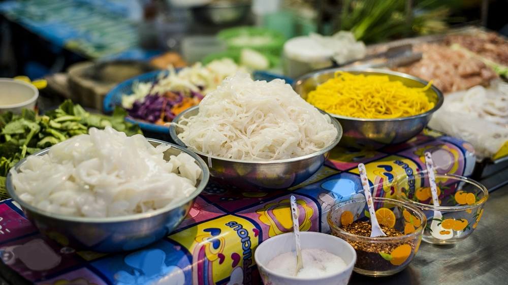 Today's Google Doodle Celebrates Pad Thai