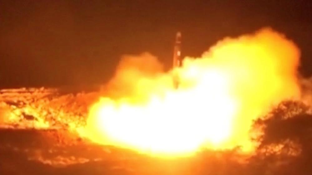 US urges UN action after Saudi blames Iran over missile