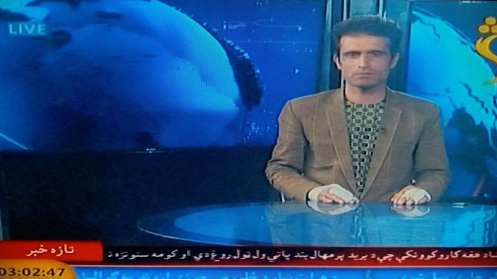Shamshad TV news reader's courage leaves Afghans in awe