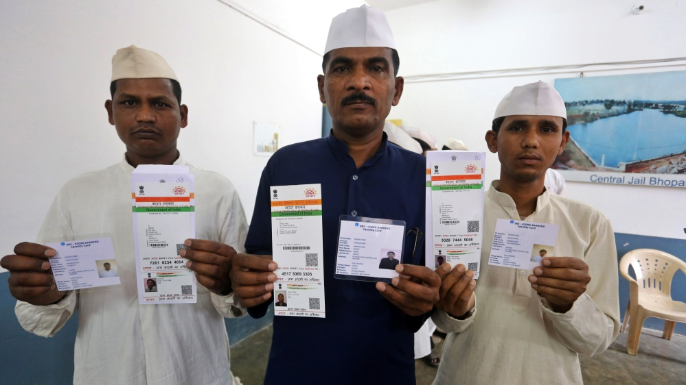 India's Top Court Limits Sweep of Biometric ID Program