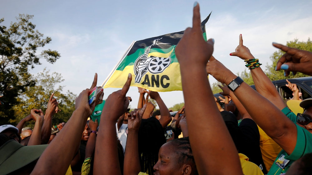 South Africa's ANC prepares to elect new leader