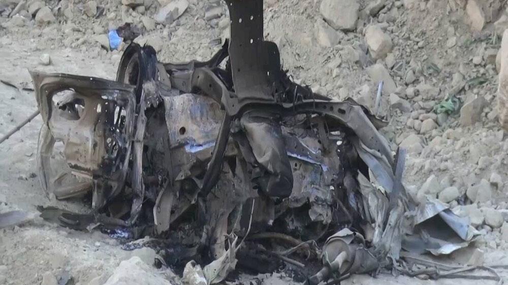 Saudi-led coalition air raids 'kill 10 women' in Yemen