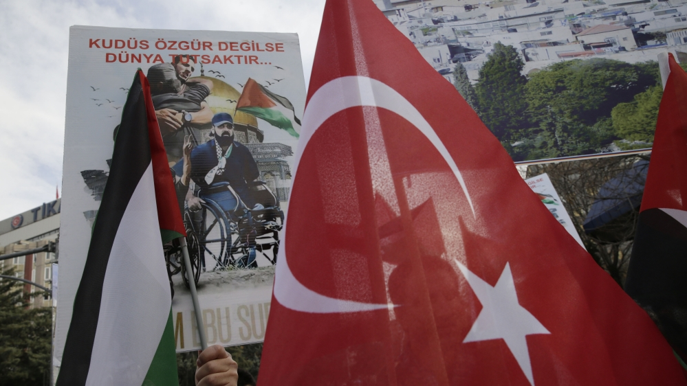 Turkey 'seeks UN General Assembly vote' on Jerusalem