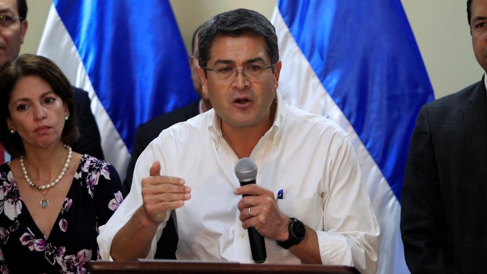 Hernandez declared winner in Honduras disputed election