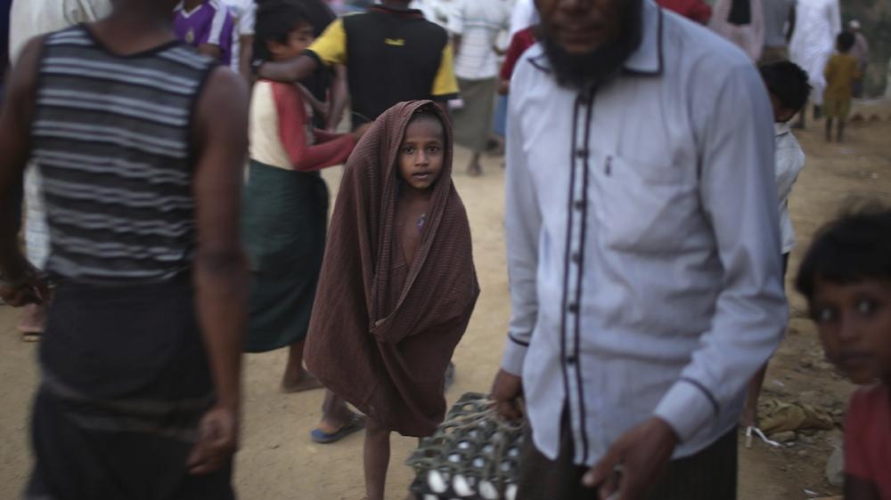 Rohingya villages razed despite refugee deal: HRW