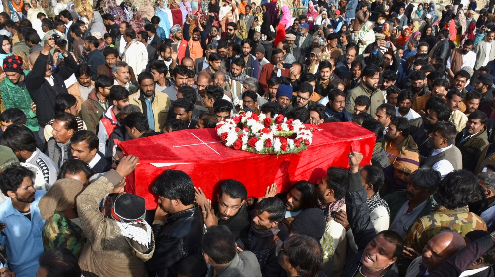 Quetta church attack victim: What place is safe? | ISIS News