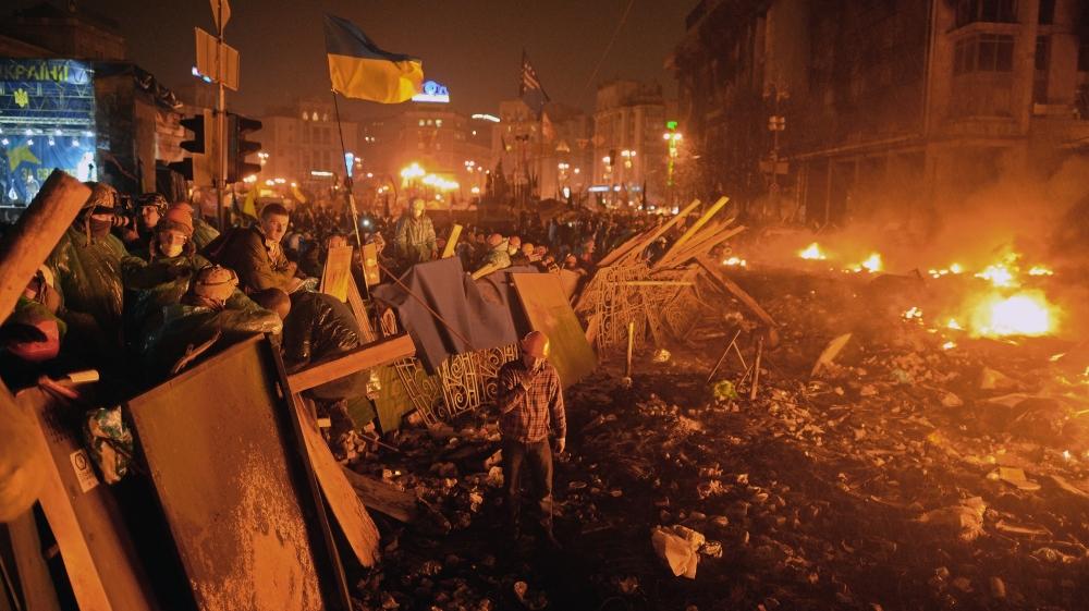 was ukraine s revolution of dignity in vain ukraine al jazeera