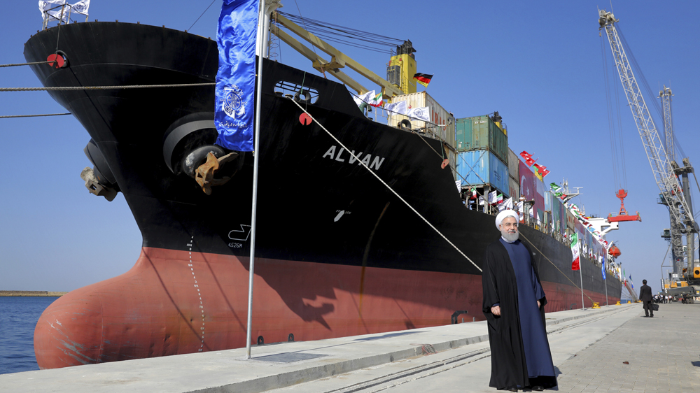 Iran: Chabahar Port promise and nuclear deal threat