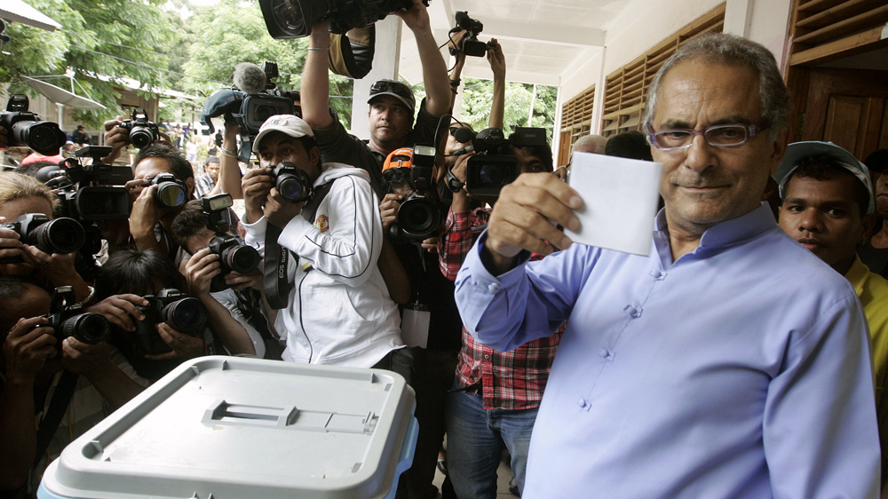 Jose Ramos-Horta: East Timor will survive as oil ends