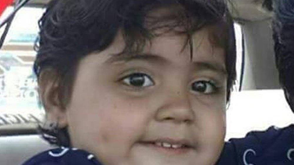 The tragic death of a six-year-old refugee in Serbia