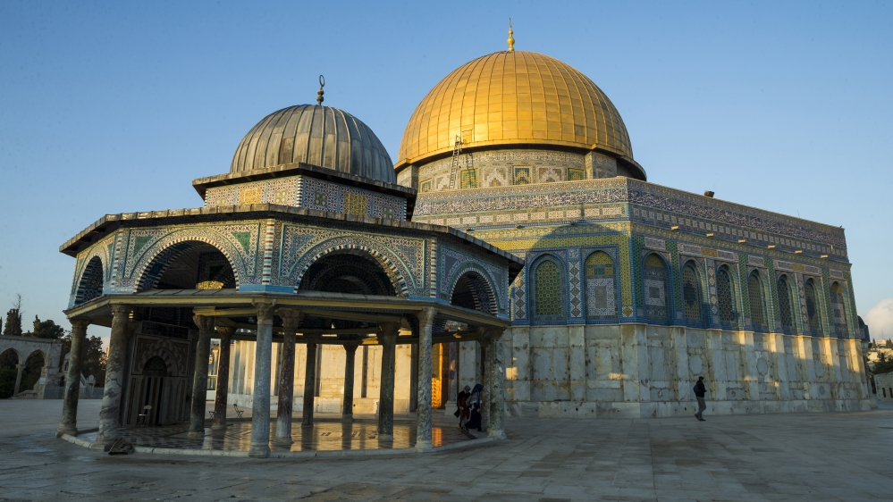 Al Aqsa Mosque Five Things You Need To Know Jerusalem