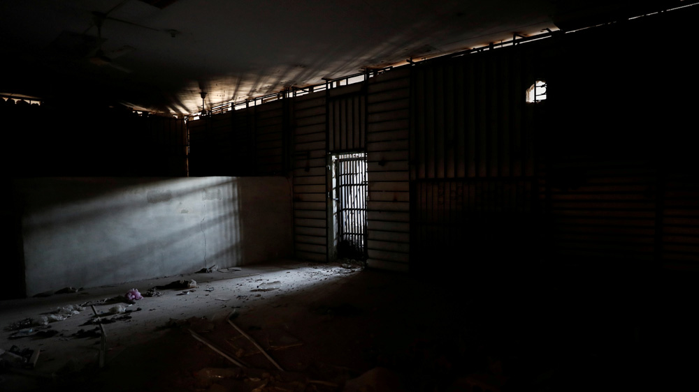 More than fabric: Mansour Omari and Syria's secret prisons