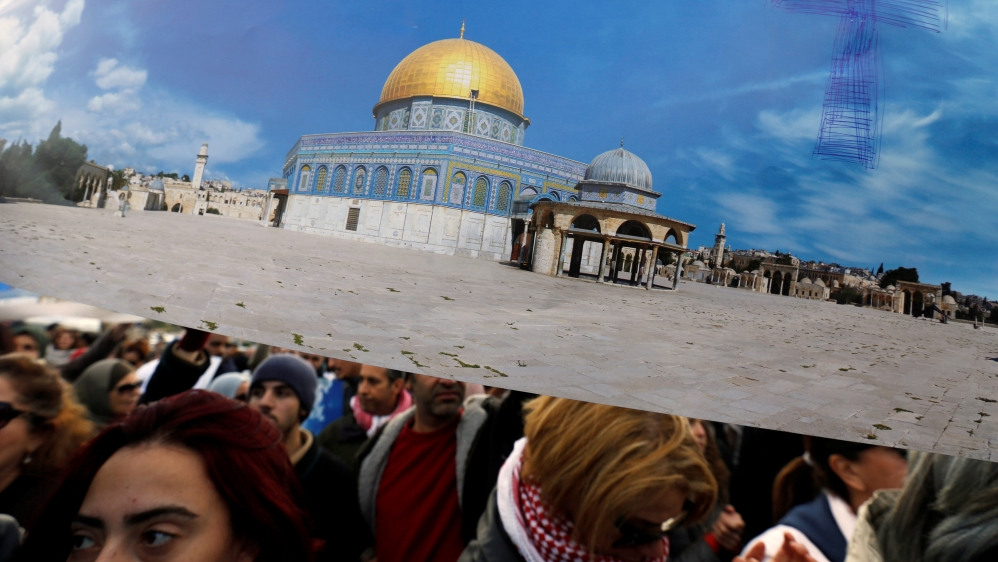 Palestine, Egypt confer after United States  decision on Jerusalem
