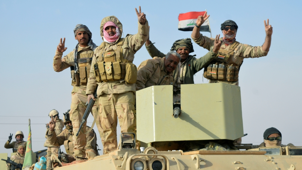 Has ISIL been defeated in Iraq?