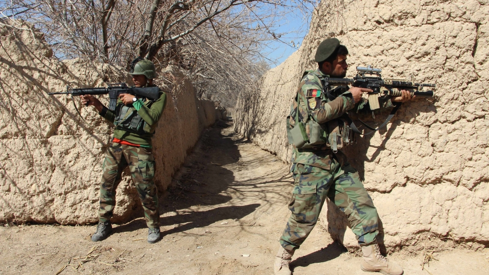 At Least 37 Killed In Multiple S Across Afghanistan