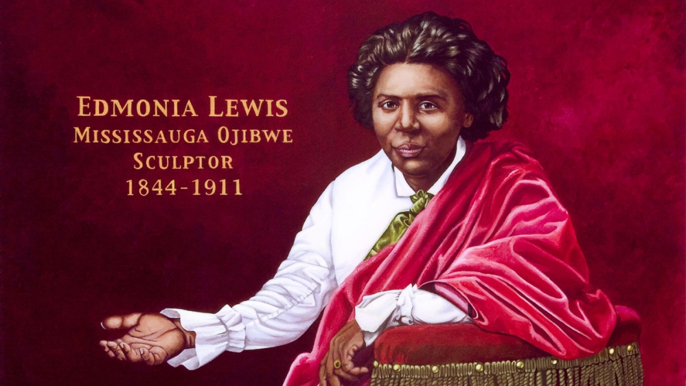 Edmonia Lewis: Why Google celebrates her today | Black History | Al Jazeera