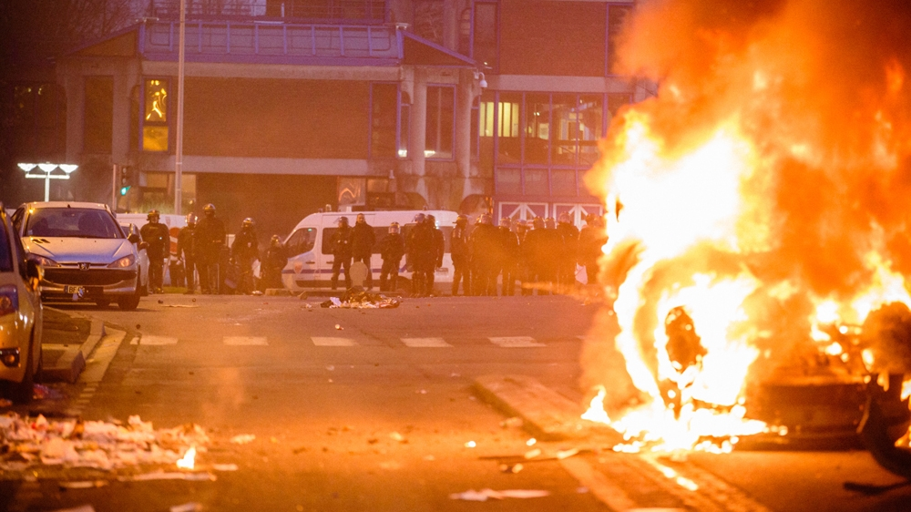 2017 French riots