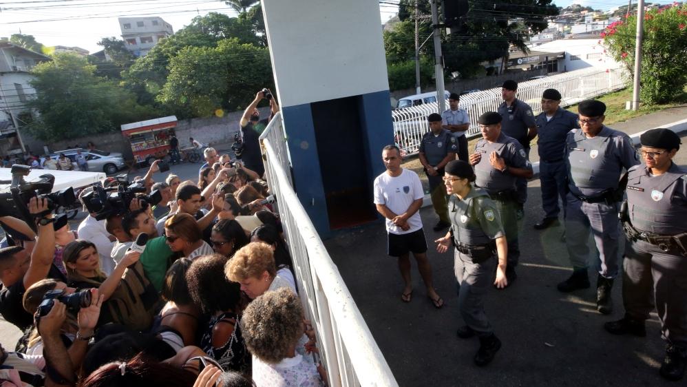 Police strike sends Brazil state into anarchy