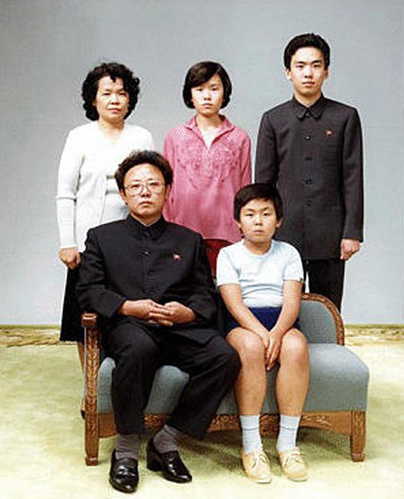 Family Photo Meet The Kims Whos Who In North Koreas First Family Al Jazeera