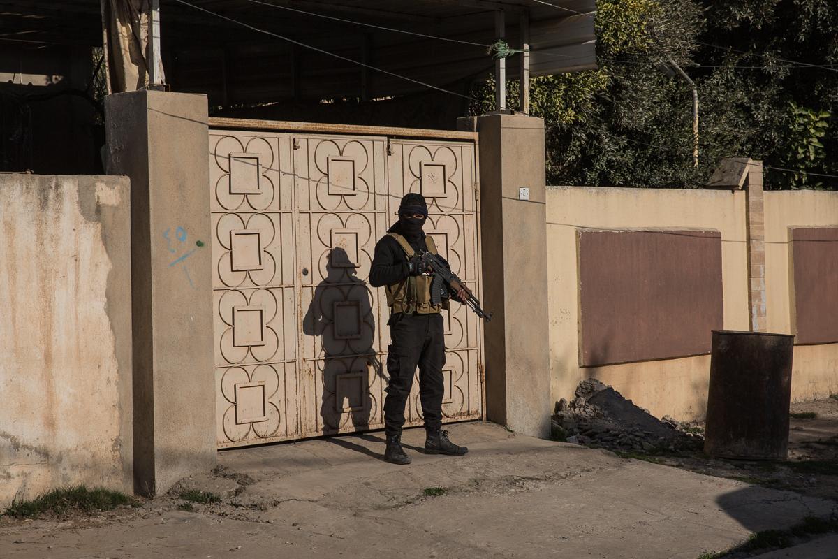 Mosul摩苏尔收复战(二十三) - wuwei1101 - 西花社