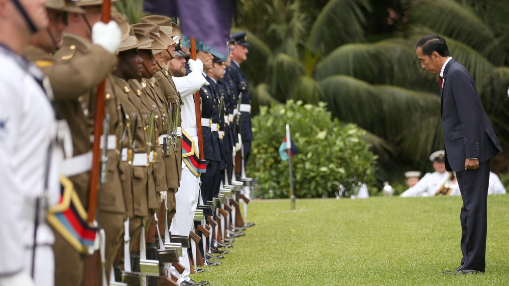 australia and indonesia defence relationship help