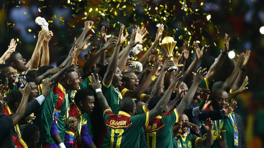 Afcon cameroon beats egypt to lift african title 2017 news al afcon cameroon beats egypt to lift african title 2017 news al jazeera sciox Choice Image